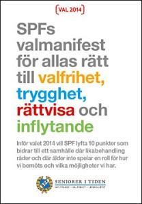 SPFs valmanifest